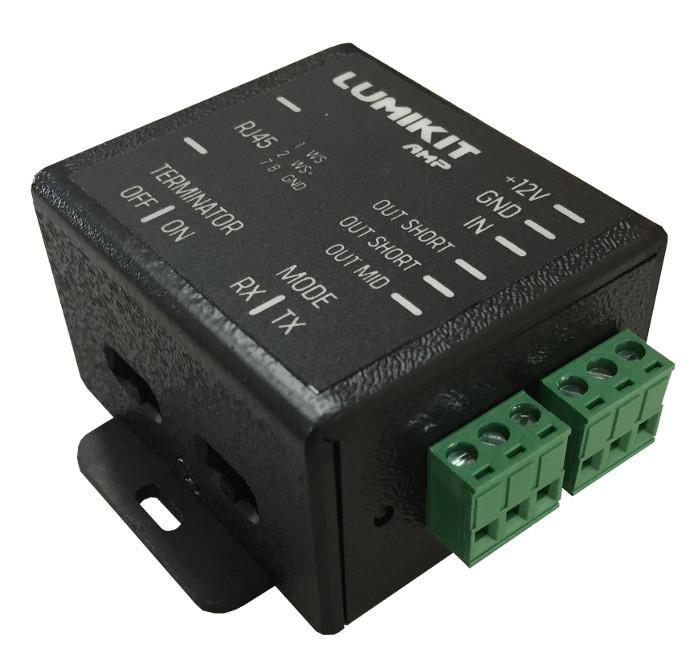 Amplificador WS - lado