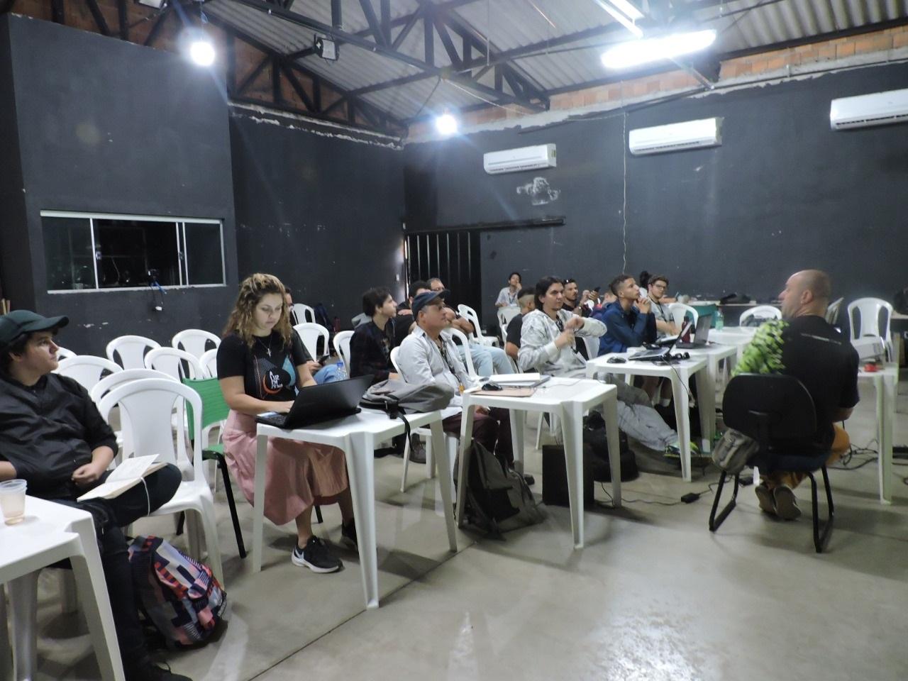 Encontro de Som e Luz Goiânia 2020