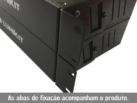 Lumikit PRO 8 - abas de fixação acompanham o produto